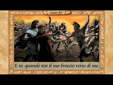 La Divina Commedia in PROSA - Inferno, canto XV (15)