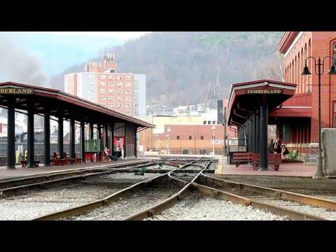 Western Maryland Scenic Railroad #734, December 2015