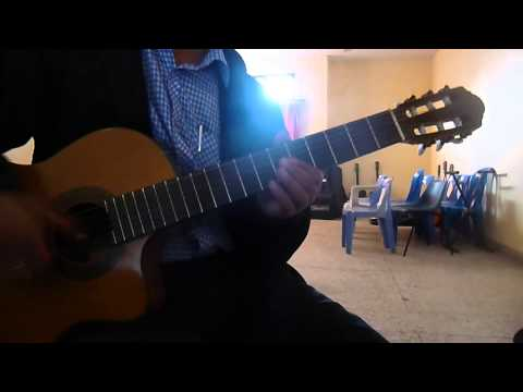 Bhula dena guitar instrumental by nakul thapa