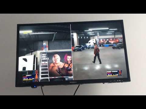 Freddy vs chucky WW2K18 thumbnail