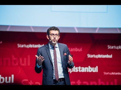 Burak Dayıoğlu - Startup Istanbul