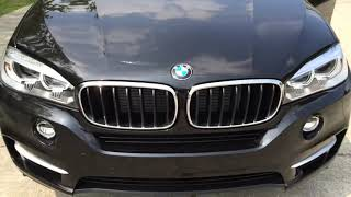 ★ 2014 BMW X5 xDrive35i Start Up, Exhaust and In Depth Reviews ║ Car Crash Compilation