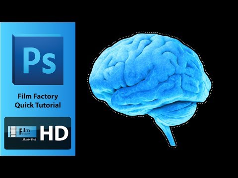 "Film Factory quick tutorial: ""Photoshop expand selection"""