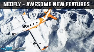 Neofly - Awesome New Features | Microsoft Flight Simulator