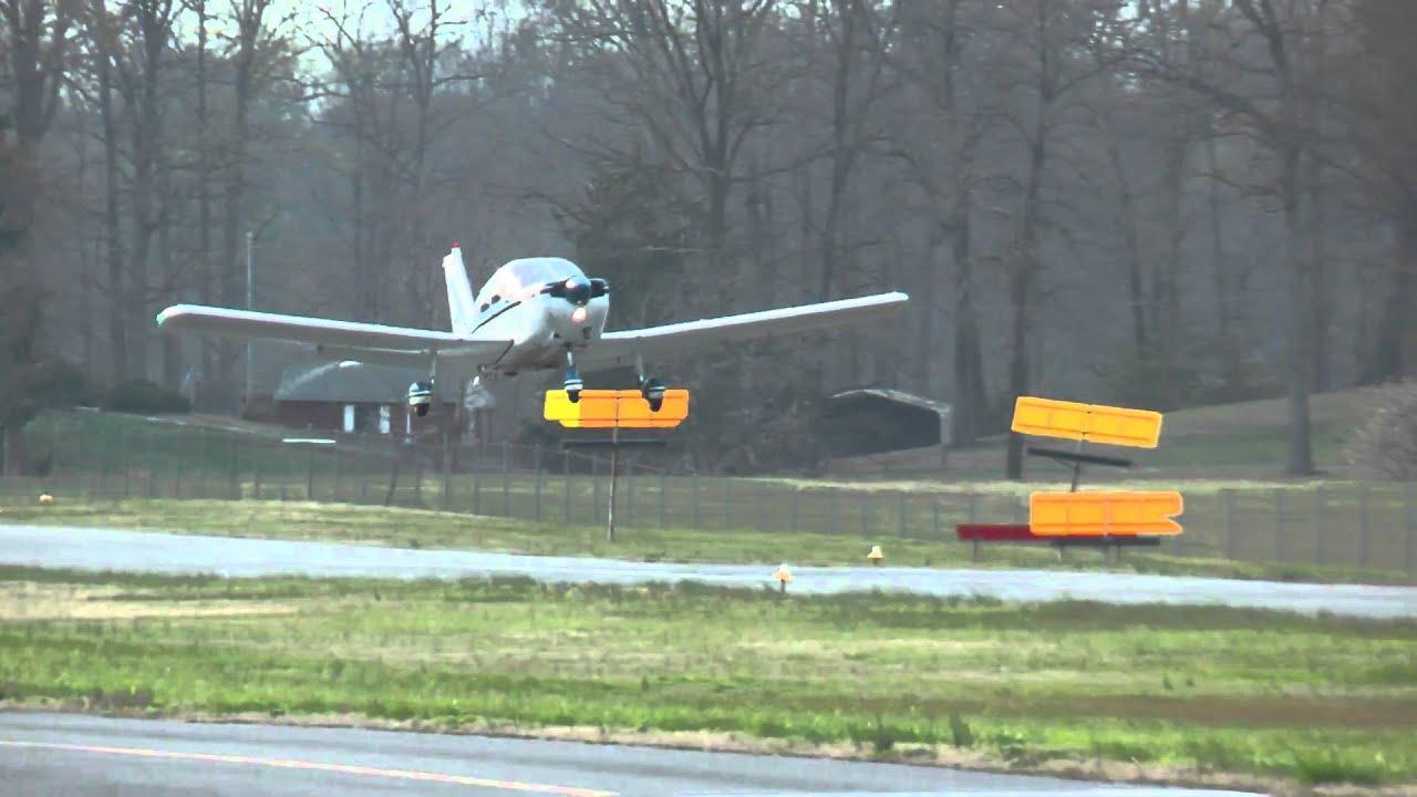 Piper Cherokee 235, N9309W departing KANP on 4/8/11 29