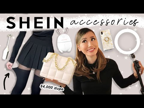 SHEIN Fashion Accessories + Gadgets *MUST HAVES*