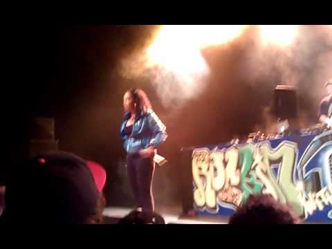 $$$ Rah Digga $$$ LIVE Rockin with the BEST,MÜNCHEN 3.6.2011