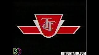 TTC Yonge Subway 40th Anniversary (1954-1994)