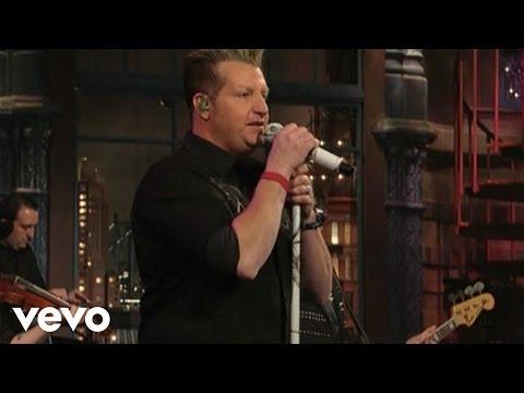 Rascal Flatts - Unstoppable (Live On Letterman)