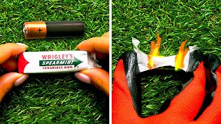 28 EXTREMELY CLEVER CAMPING HACKS