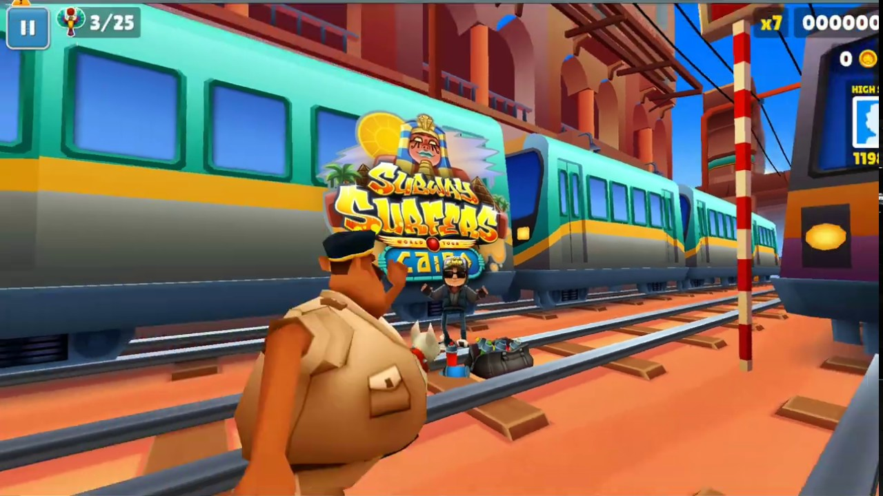 Download SUBWAY SURFERS FULL HD PC GAMEPLAY PART 1 #SUBWAYSURFERS #SUBWAYSURFERSLAUNCHTRAILER