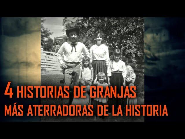 4 Historias De Granjas Más Aterradoras De La Historia