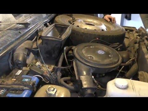 Часть1.Редкая причина большого расхода моторного масла Lada Niva TAIGA 1,7. 4x4