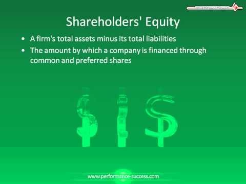 What is Shareholders Equity and How to Calculate It