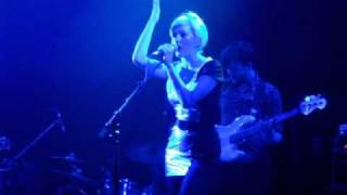 The Pipettes - Your kisses are wasted on me - Live @ Lido, Berlin - September 2010