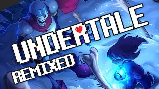 Undertale Remixed - Bonetrousle (Holder Remix) Papyrus Theme - GameChops thumbnail