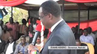 Raila, Kidero Hold Parallel Events In Homabay County