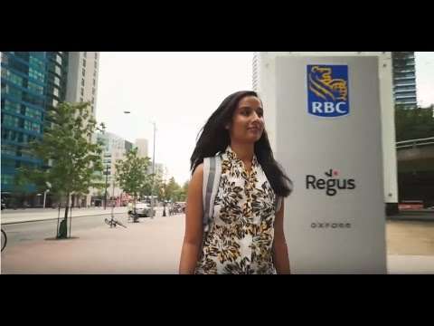 What #RBCAmplify means to Nirali