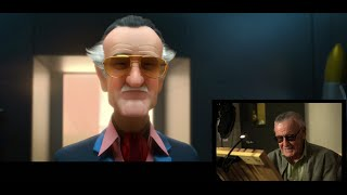 Stan Lee Cameo Featurette - Big Hero 6