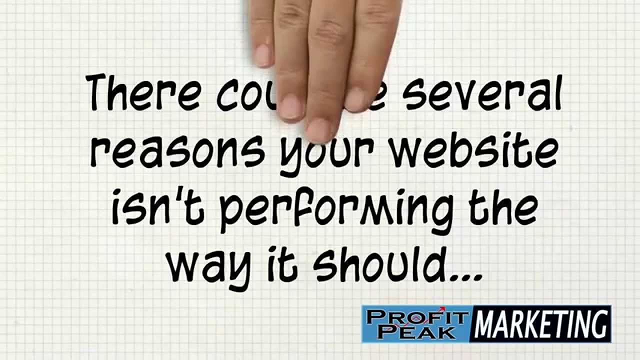 10 Potential Website Problems Website Design In Eau Claire Wi Youtube