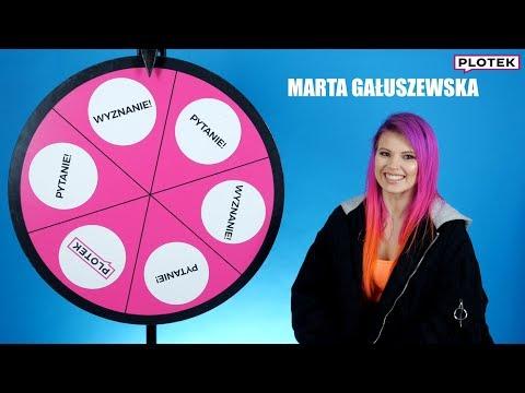 MARTA GAŁUSZEWSKA DOSTAŁA KOSZA! - Koło Plotka