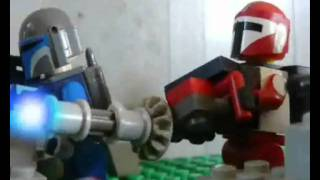Lego Star Wars Bitwa o Mandalorę