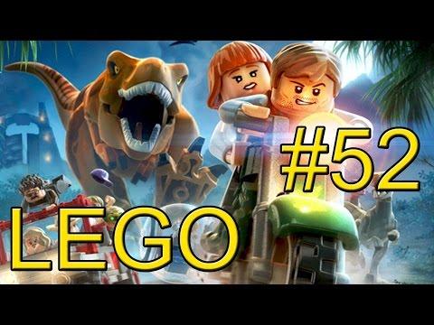 LEGO Jurassic World Прохождение