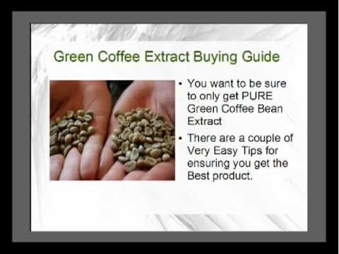 Green Coffee Extract For Weight Loss Tips From Dr Oz For Buying Green Coffee Bean Extract