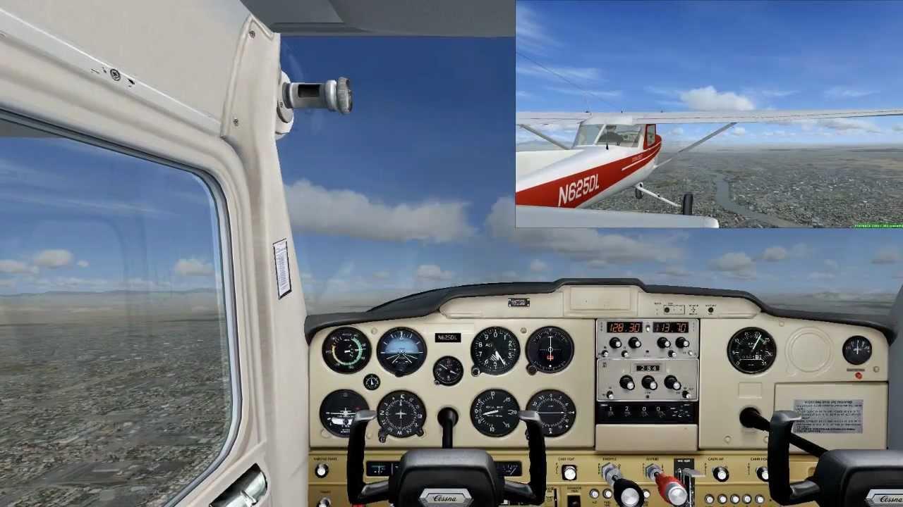 FSX Aerobatics Cessna 152 (Aerobat)