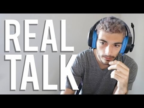 REAL TALK (Drama, Depression, Suicide, Parents)