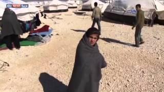 دعوة لتكثيف إغاثة لاجئي العراق وسوريا