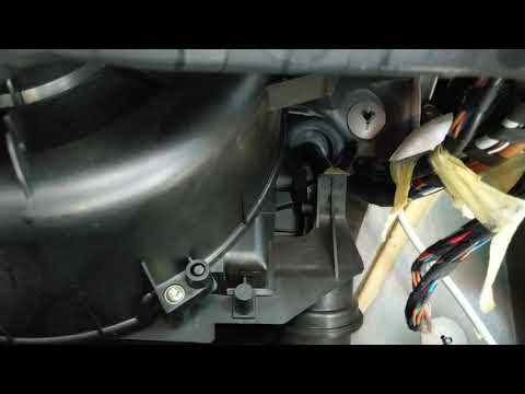 Recirculating flap operation