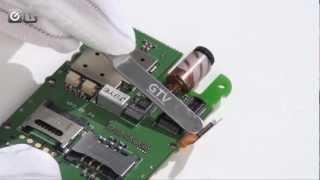 Sonim XP320 Quest - как разобрать телефон и обзор запчастей