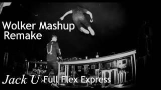 Febreze X Levels X Terror Squad X Blessings X All is Fair X Club Action(JackU Mashup)(DJJimz Remake)