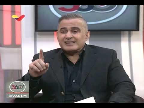 Fiscal General venezolano Tarek William Saab entrevistado en VTV, 18 febrero 2019