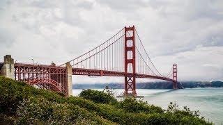 #734. Сан-Франциско (США) (потрясяющее видео)(Самые красивые и большие города мира. Лучшие достопримечательности крупнейших мегаполисов. Великолепные..., 2014-07-03T02:57:58.000Z)