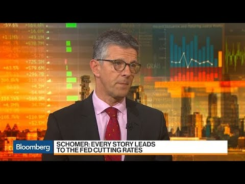 Fed Has Lost Control Of Yield Curve And Needs To Cut Rates, Economist Schomer Says