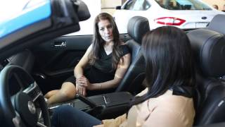 Monaco Ford and Got 5 Minutes Present: Speed Dating - Meet Melissa