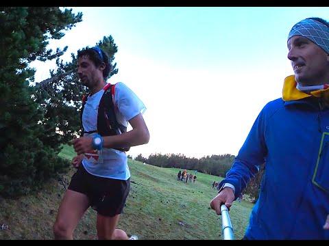 Corrent amb el Kilian Jornet