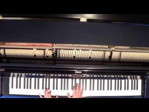 Ludovico Einaudi - In un'altra vita (piano cover) + Sheet Music