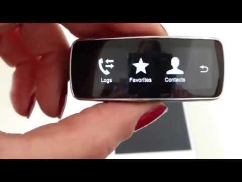 Samsung Gear Fit Phone App