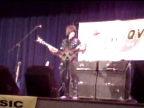 Michael Angelo Batio - Central Mountain Middle School 11/4/2010 (2)