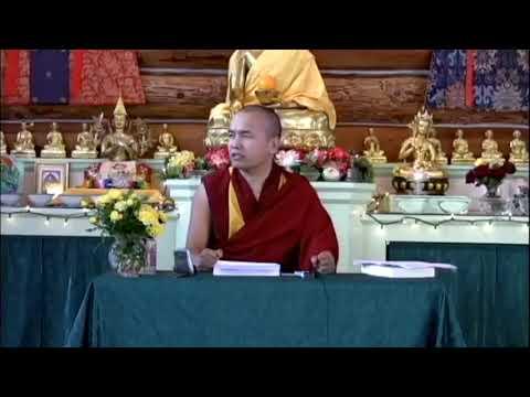 26 Emptiness in Everyday Life with Geshe Dorji Damdul 10-10-08