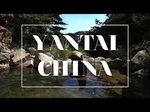 YANTAI CHINA - first weeks