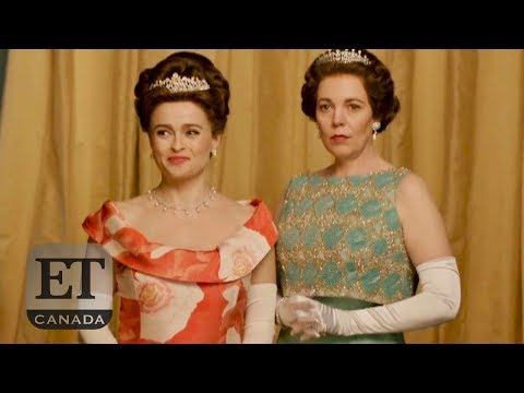 'The Crown' Season 3 Behind The Scenes