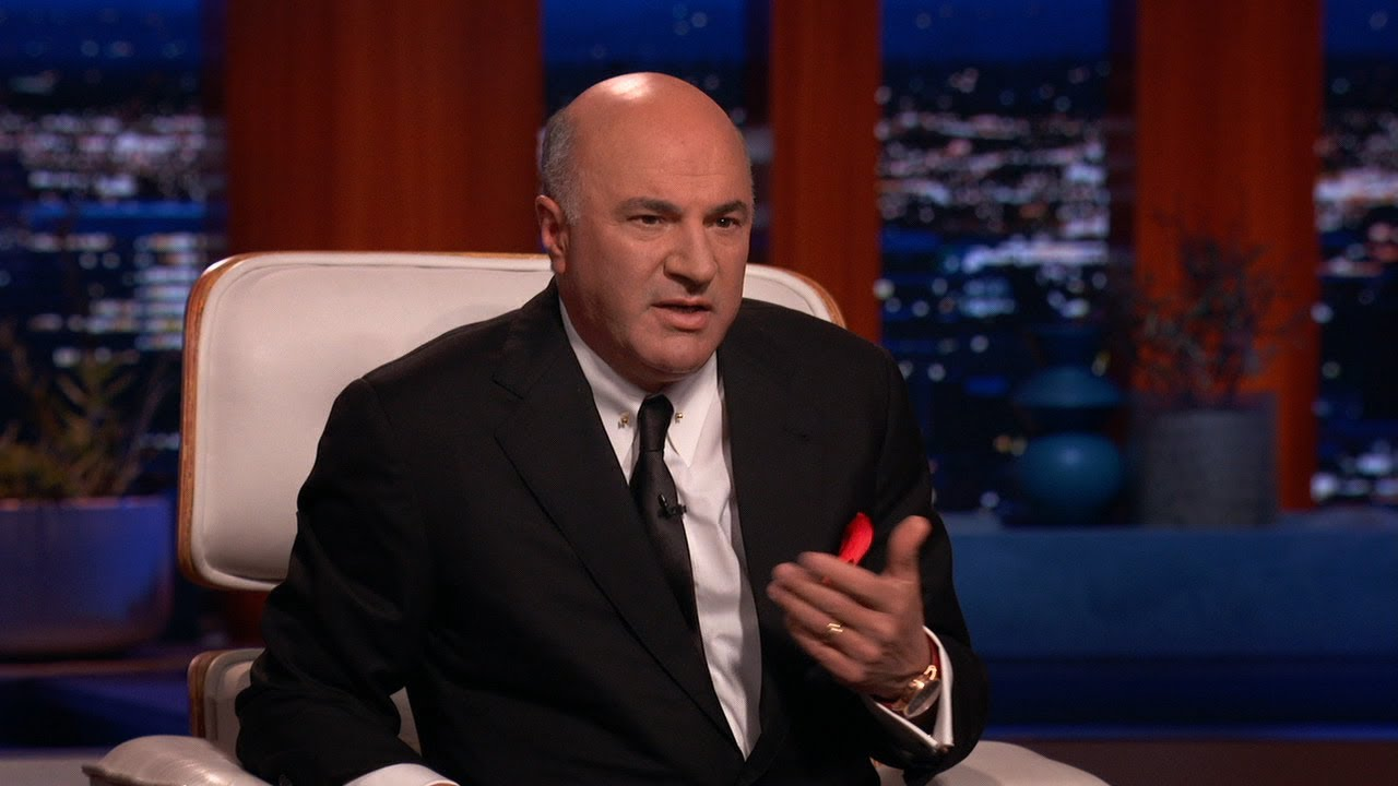 Kevin O'Leary Gets Squeezed Out of a Deal - Shark Tank