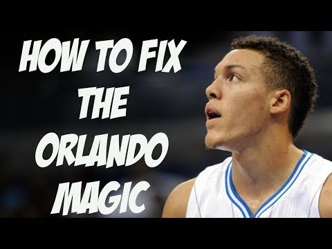 Are The Orlando Magic Just Doomed? Blow It Up?