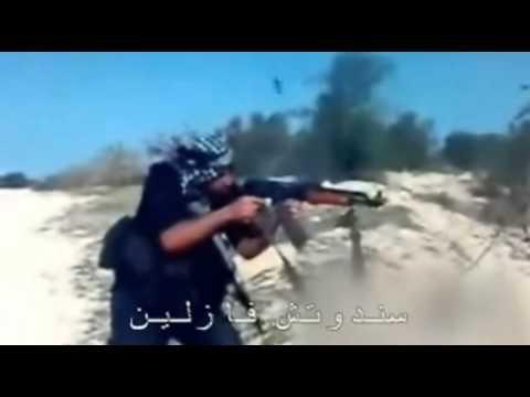 Censurado!! soldado Iraki Fail ....