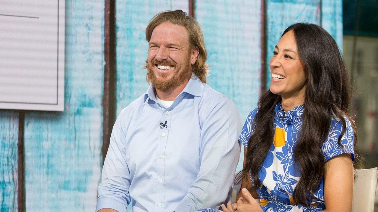 39 Fixer Upper 39 To End After Season 5 Watch Chip And Joanna