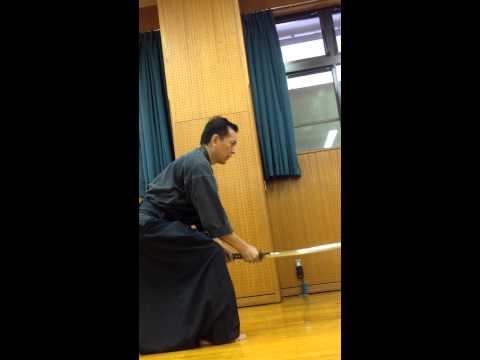 榎木孝明の古武術教室9